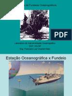 Técnicas de Fundeios Oceanográficos