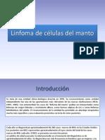 Linfoma de Células Del Manto