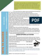 studio policy 2014-2015