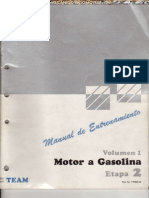 Manual Motor Gasolina Toyota