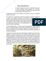 Revolucion Industrial Lic Godoy