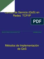 3 Metodos de Implementacion QoS