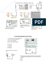 Sample Exam for CLAD
