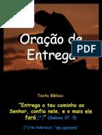 Oraçao de Entrega