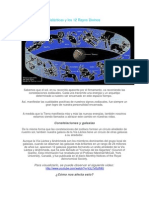 Las 12 Energias Galácticas y Los 12 Rayos Divinos
