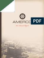 2013 AMERCO Annual Report