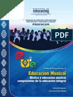 UF13 Musica