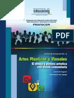 UF14 Artes Plásticas Visuales