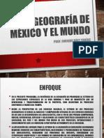 PAME Geografia de Mexico y El Mundo.