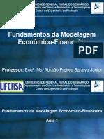 Fundamentos Mef - Consolidado 1pf