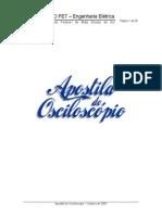 ApostilaOsciloscopio PDF