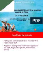 1 Actualizacion VPH Chile Dra Reyes