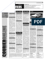Claremont COURIER Classifieds 8-15-14
