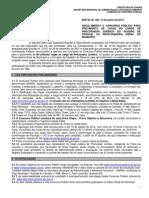 Edital Pgm Goias Instituto Cidades