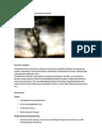 Precauciones y Prevencion de Desastres Naturales