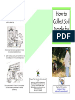 How to Collect Soil Sample for Analysis