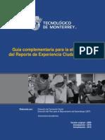 Guia Complementaria Para La Elaboración Del REC