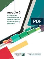 Lectura 2 - El Derecho Ambiental en El Marco Jurídico Internacional y Nacional