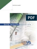 Anexo a. Catálogo Unità Tecniche Ospedaliere