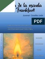 Crítica de La Escuela de Frankfurt
