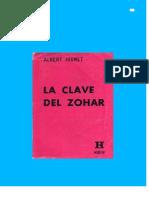 Jounet Albert - La Clave Del Zohar.pdf