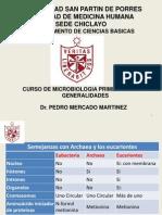 Microbiología Generalidades