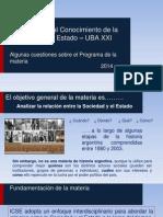 ICSE. Programa de La Materia (1)