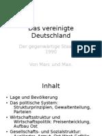 Das vereinigte Deutschland
