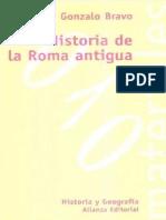 Bravo Gonzalo - Historia de La Roma Antigua