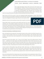 Proses Terjajahnya Kembali Indonesia Sejak Bulan November 1967 (Artikel 4)
