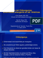 Chikungunya Presentation PRDH 3-17-14 Espanol