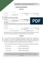 Modelo Contractual Edicion Musical