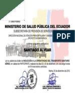 Alvear Santiago