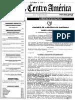8-2014, Ley Contra Túmulos