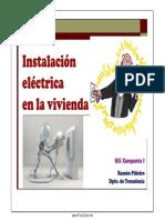 Instalacion Electrica en La Vivienda