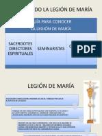 Una Presentacion de La Legion de Maria