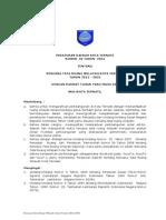 Peraturan Daerah Kota Ternate Nomor 02 Tahun 2012 tentang Rencana Tata Ruang Wilayah Kota Ternate Tahun 2012 - 2032