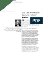 DW prone to failures