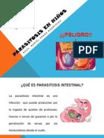 Parasitosis en Niños