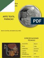 Arte Textil Paracas Presentacion