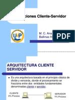 SI Con Cliente-servidor