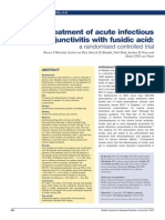 The Treatment of Acute Infectious