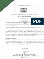 Draft AntiHomosexualityBill2014 Kenya (1)
