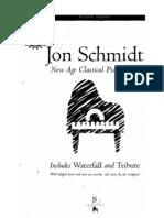 Jon Schmidt New Age Classical Piano Solos