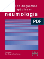 Neumologia Manual Diagnostico y Terapeutico