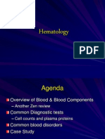 Anemia and DIC