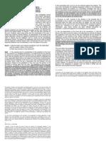 Conflict Case Digest - El Banco Espanol v. Palanca