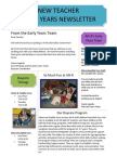 Daycare New Teacher Newsletter_2014-15