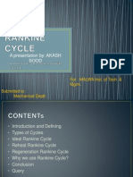 Rankinecycle PPT Good One