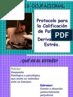 Presentación Calificación Estrés Protocolo Ultima